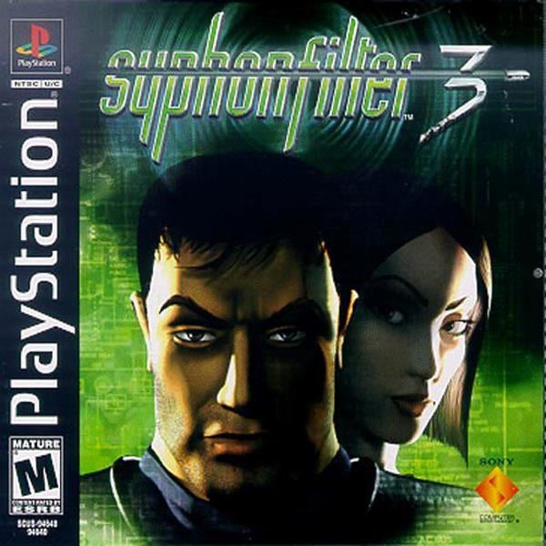 Syphon Filter 3 [U] [SCUS-94640] front cover