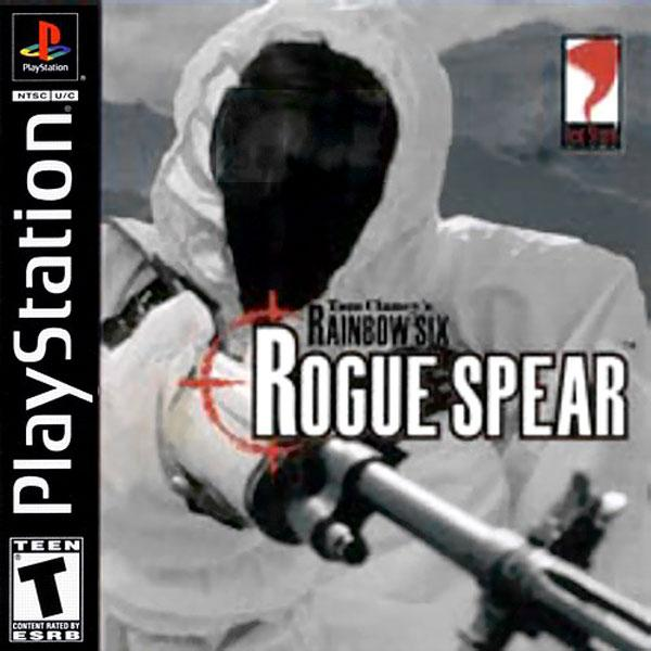 Tom Clancy's Rainbow Six - Rogue Spear [U] [SLUS-01108] front cover