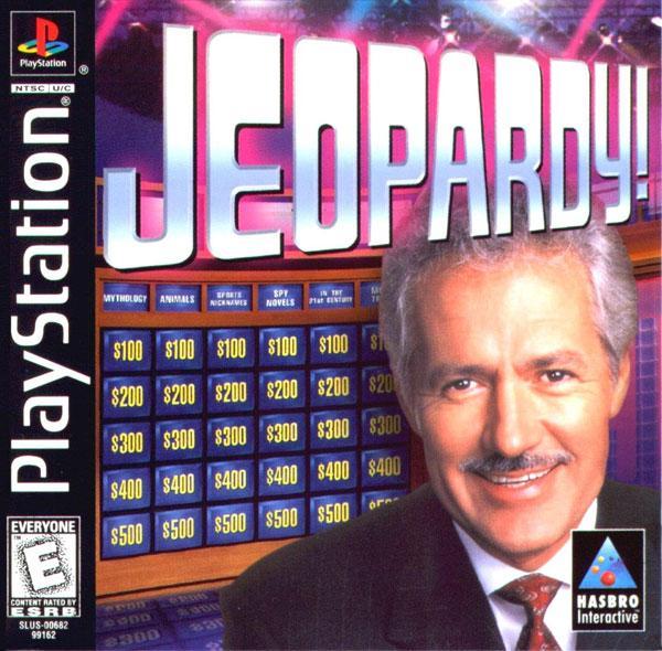Jeopardy! [U] [SLUS-00682] front cover