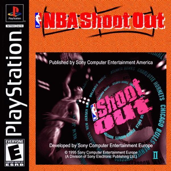 NBA ShootOut [U] [SCUS-94500] front cover