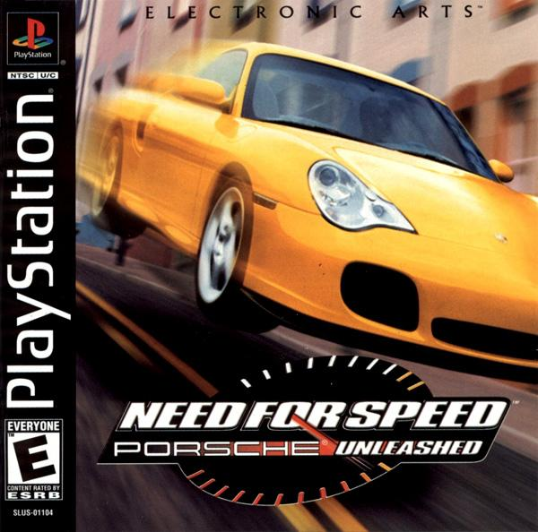 Need for Speed 5 - Porsche Unleashed [U] [SLUS-01104] front cover