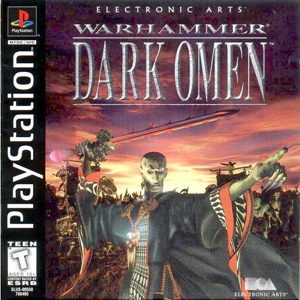 Warhammer - Dark Omen [U] [SLUS-00550] front cover
