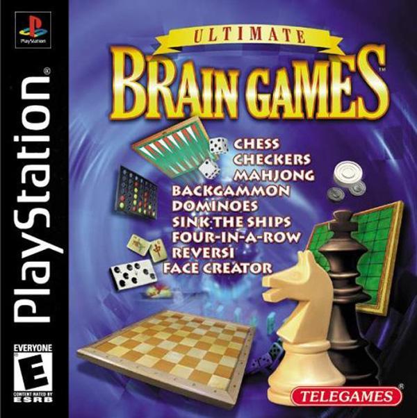 Ultimate Brain Games [U] [SLUS-01577] front cover