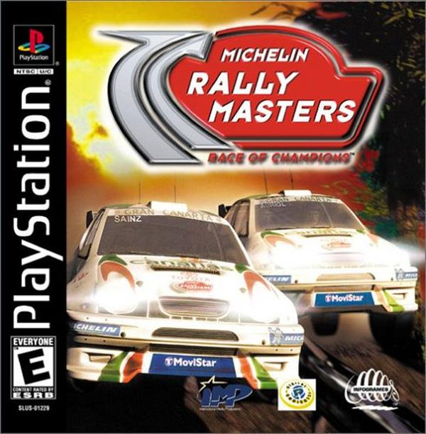 Rally Master [U] [SLUS-01229] front cover