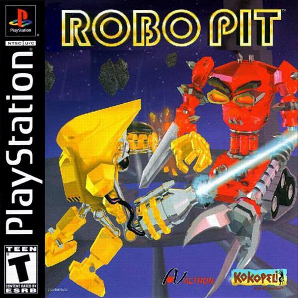Robopit [U] [SLUS-00316] front cover