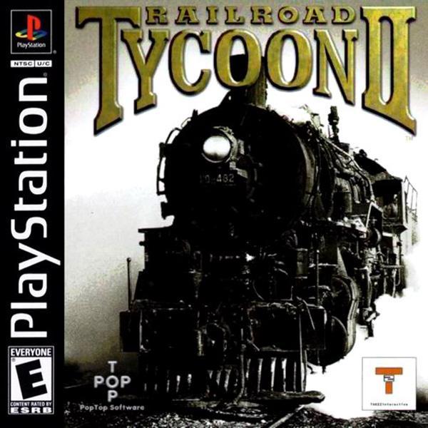Railroad Tycoon II [U] [SLUS-00808] front cover