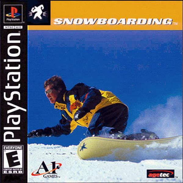 Snowboarding [U] [SLUS-01287] front cover