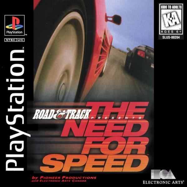Need for Speed [U] [SLUS-00204] front cover