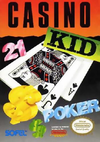 Casino Kid (USA) cover