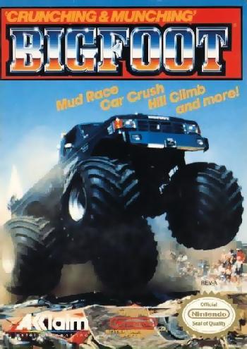 Bigfoot (USA) cover