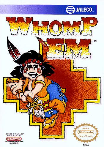 Whomp'Em (USA) cover