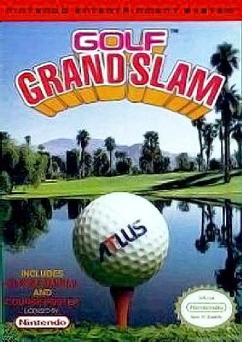 Golf Grand Slam (USA) cover