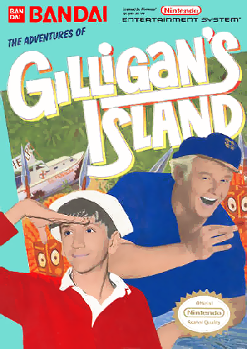 Adventures of Gilligan's Island, The (USA) cover