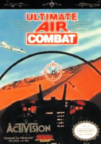Ultimate Air Combat (USA) cover