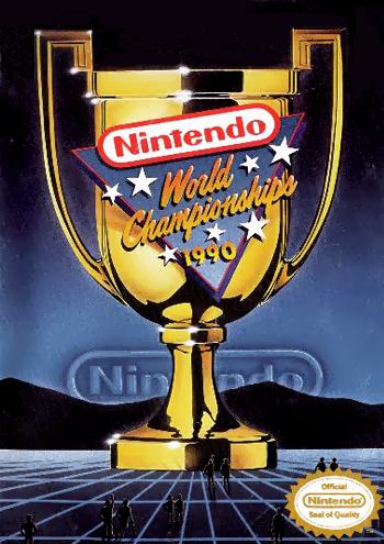 Nintendo World Championships 1990 (USA) cover