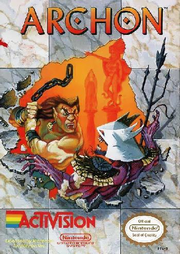 Archon (USA) cover