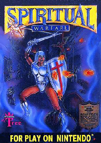 Spiritual Warfare (USA) (Unl) (v6.1) cover