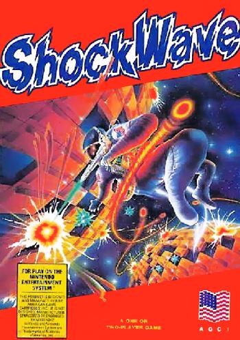 Shockwave (USA) (Unl) cover