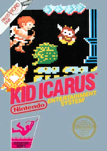 Kid Icarus - Angel Land Story (USA, Europe) cover