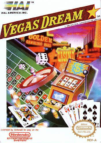 Vegas Dream (USA) cover
