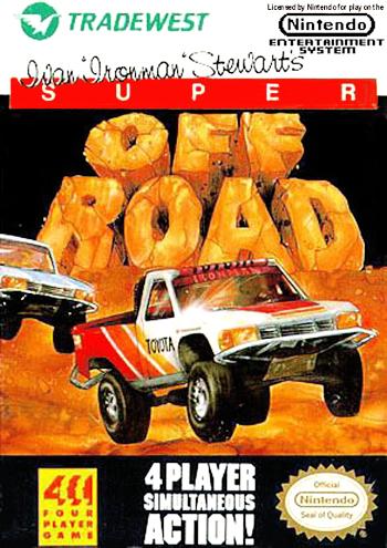 Ivan 'Ironman' Stewart's Super Off-Road (USA) cover
