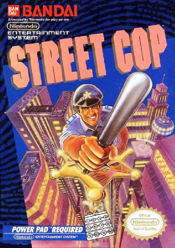 Street Cop (USA) cover