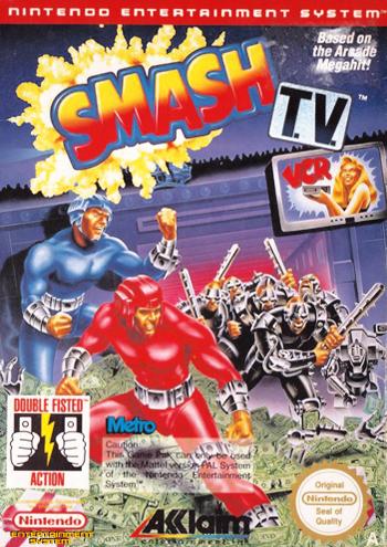 Smash T.V. (USA) cover