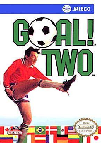 Goal! Two (USA) cover