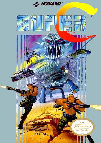 Super C (USA) cover