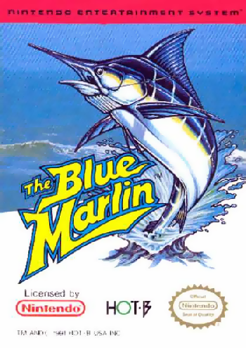 Blue Marlin, The (USA) cover