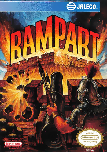 Rampart (USA) cover