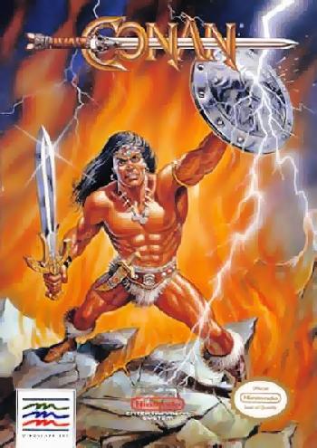 Conan (USA) cover