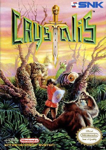 Crystalis (USA) cover