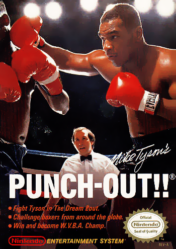 Mike Tyson's Punch-Out!! (USA) (Rev A) cover
