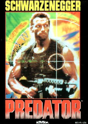 Predator (USA) cover