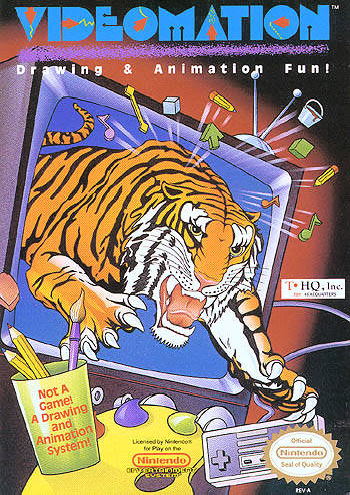 Videomation (USA) cover
