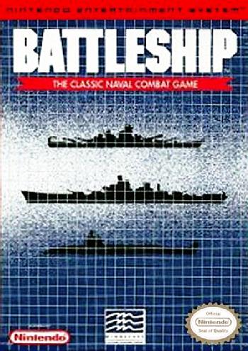 Battleship (USA) cover