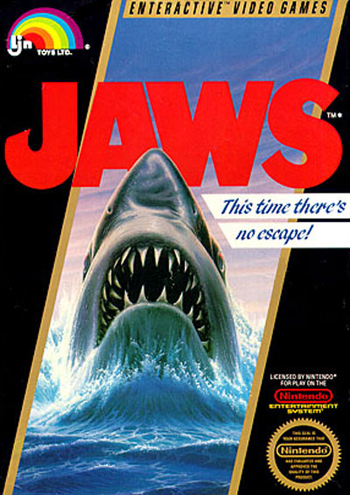 Jaws (USA) cover