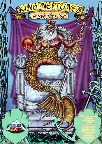 King Neptune's Adventure (USA) (Unl) cover