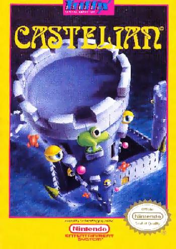 Castelian (USA) cover