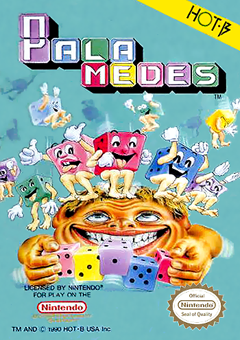 Palamedes (USA) cover
