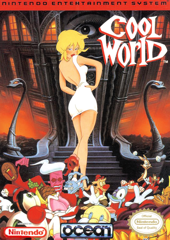 Cool World (USA) cover
