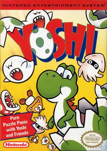 Yoshi (USA) cover