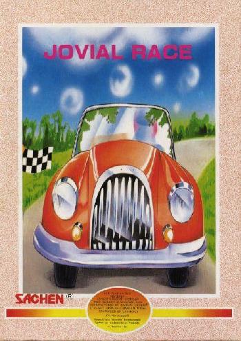Jovial Race (Unl) cover