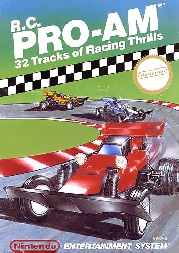 R.C. Pro-Am (USA) (Rev A) cover