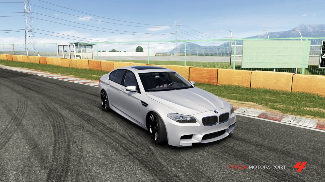 Forza 4 - BMW M5 #2