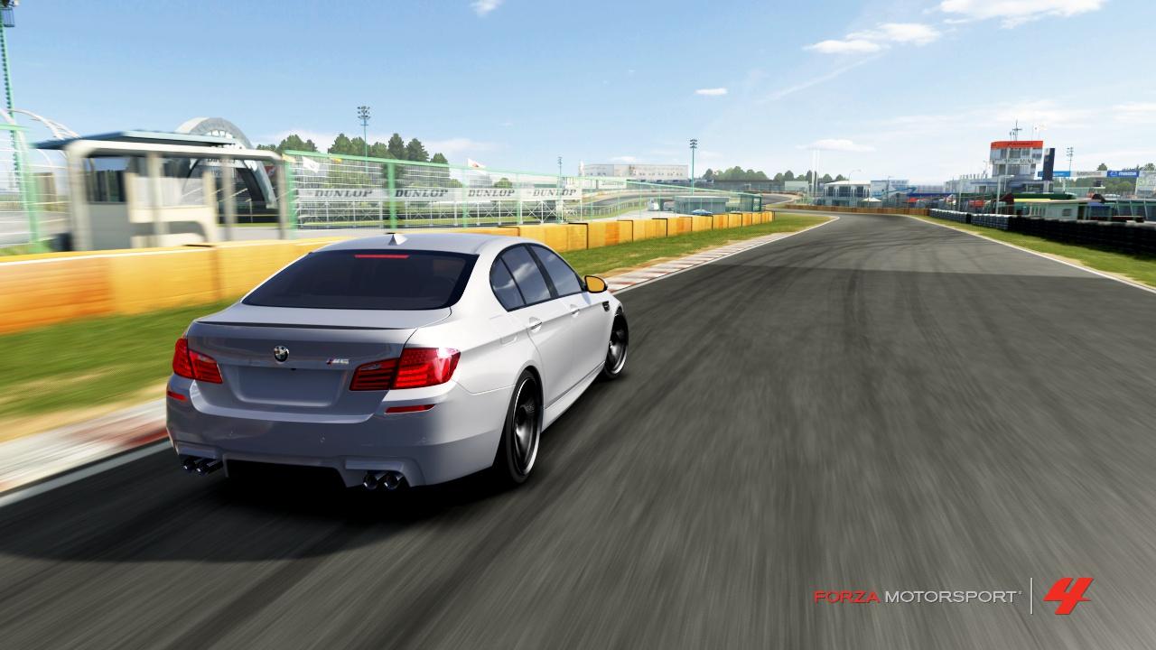 Forza 4 - BMW M5