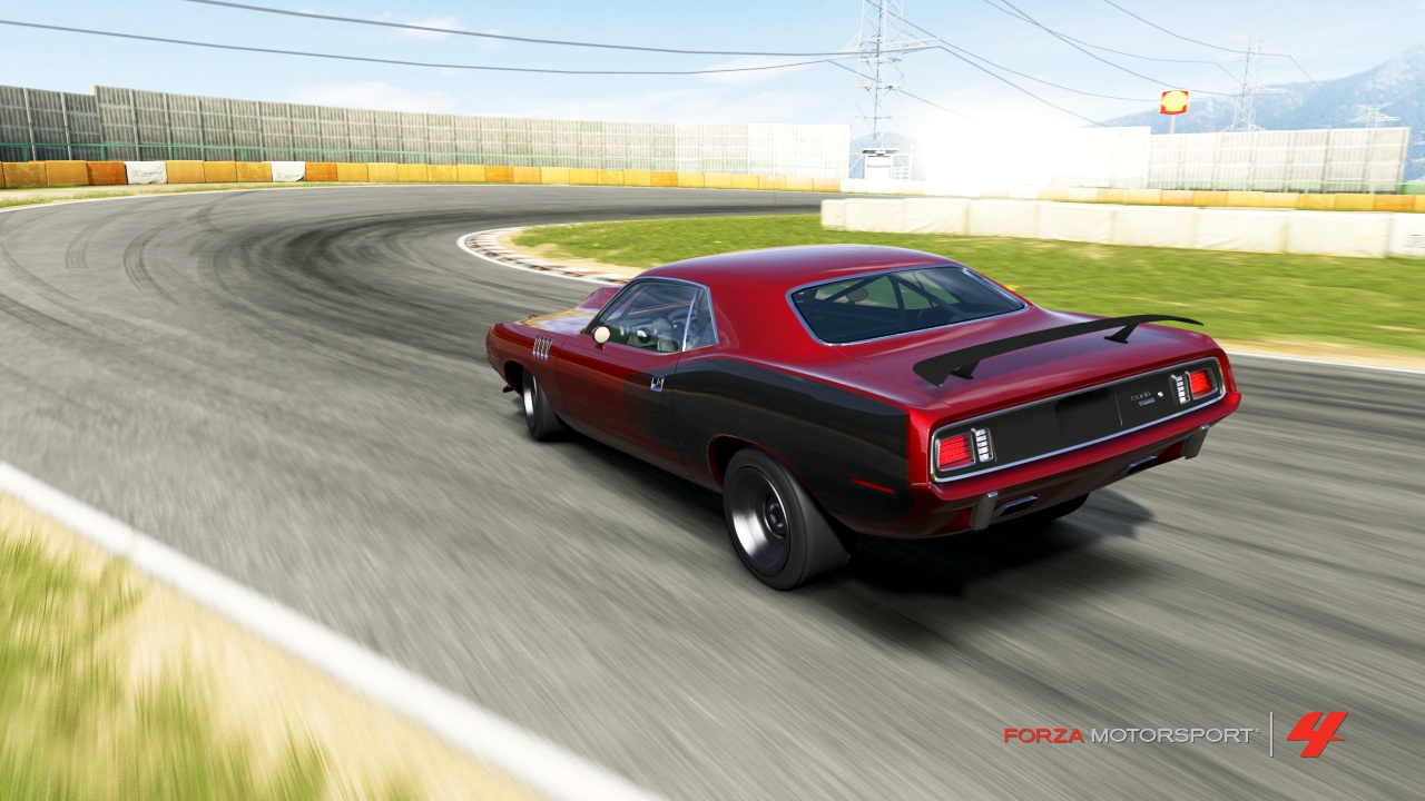 Forza 4 - Plymouth Hemi Cuda
