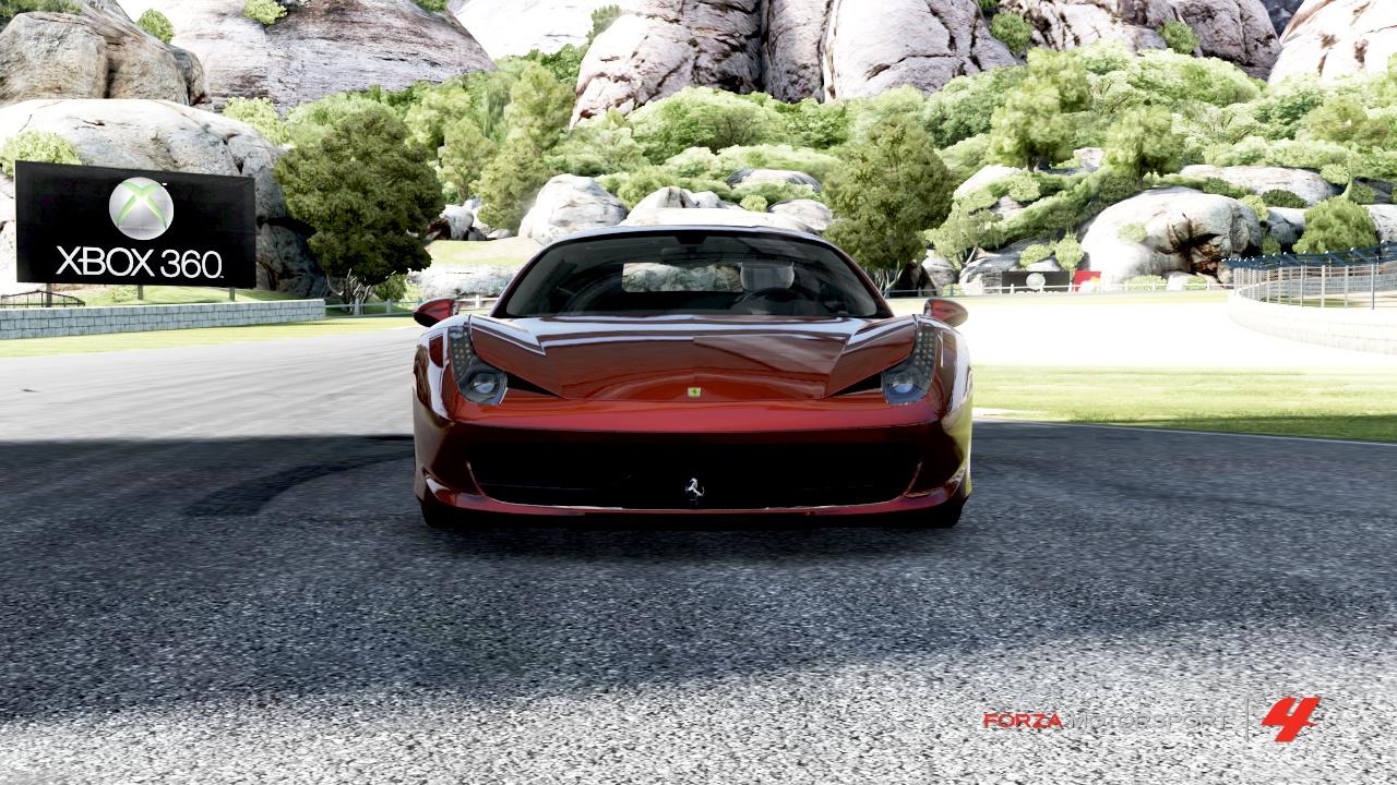 Forza 4 - Ferarri 458