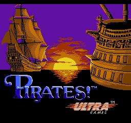 Pirates! (U)  screenshot